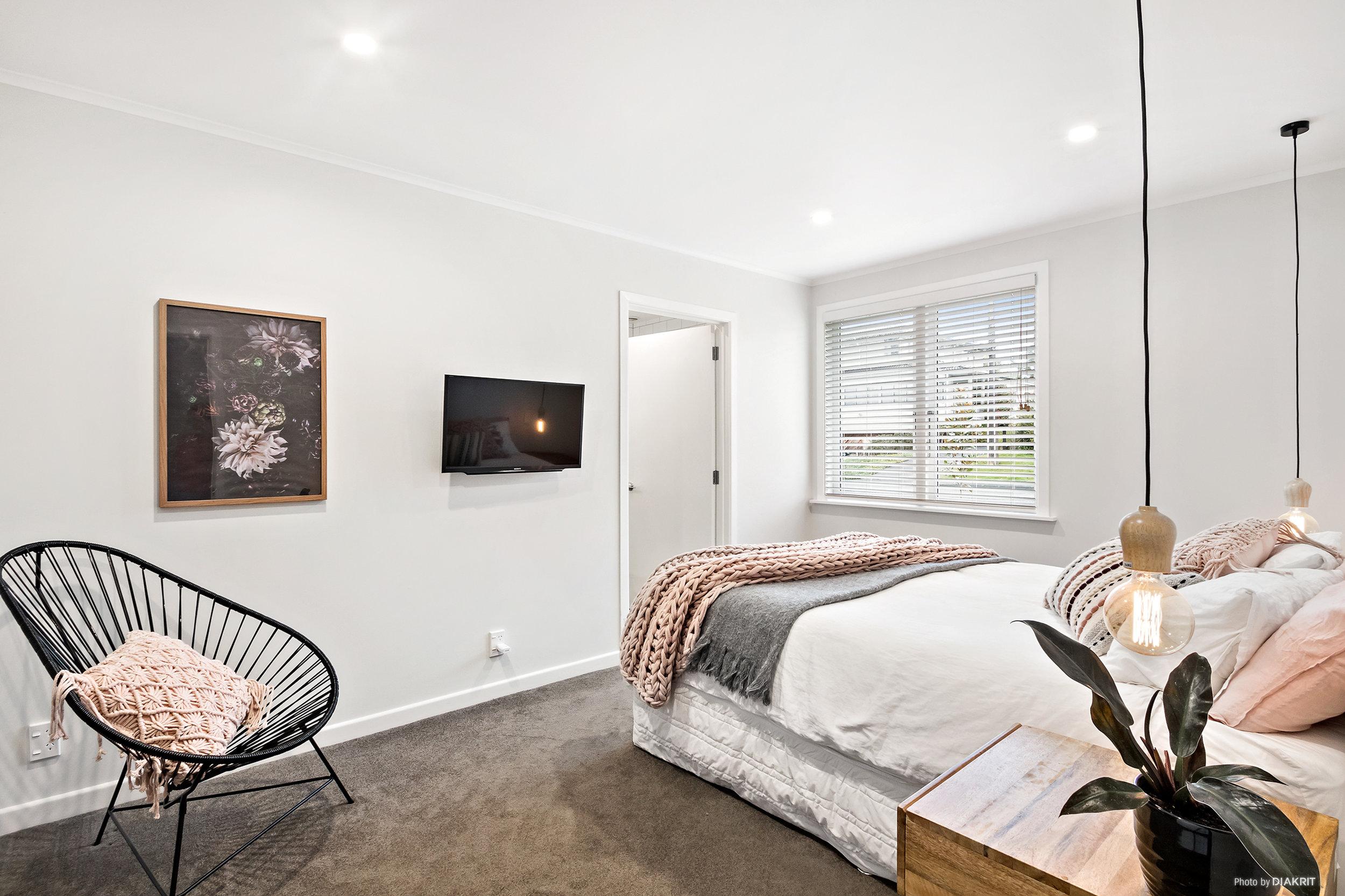 Master Bedroom + Ensuite + Nursery — The Reno Girls