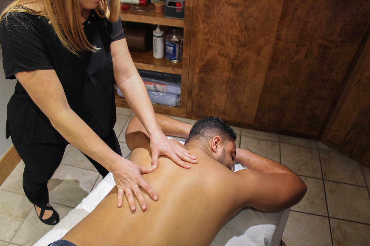 Massage - Specializing in clinical, orthopedic and medical massage, treatment is based on the patient's needs and may include, but is not limited to the following: