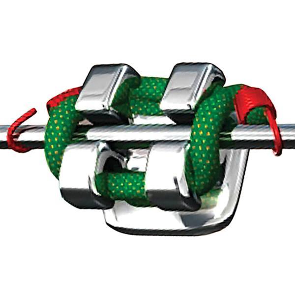 Traditional Metal Braces Bracket