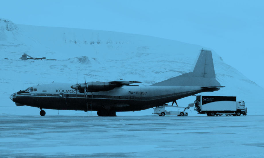 cargo Svalbard - Find out on how we can help your company make logistics more effective and cost-efficient.