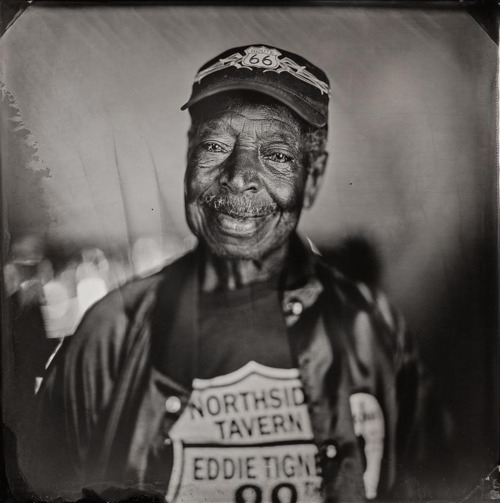 Eddie Tigner, 2015