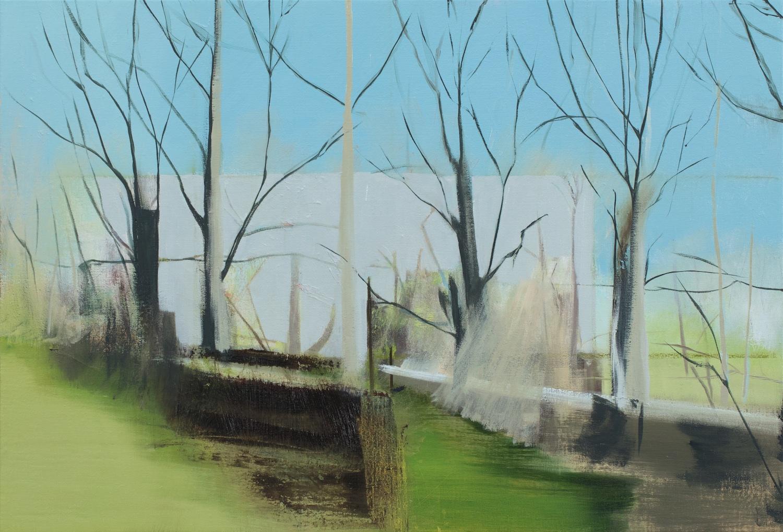 Dudley Zopp / Landscapes, Vessels and Jars / June 7 thru July 6