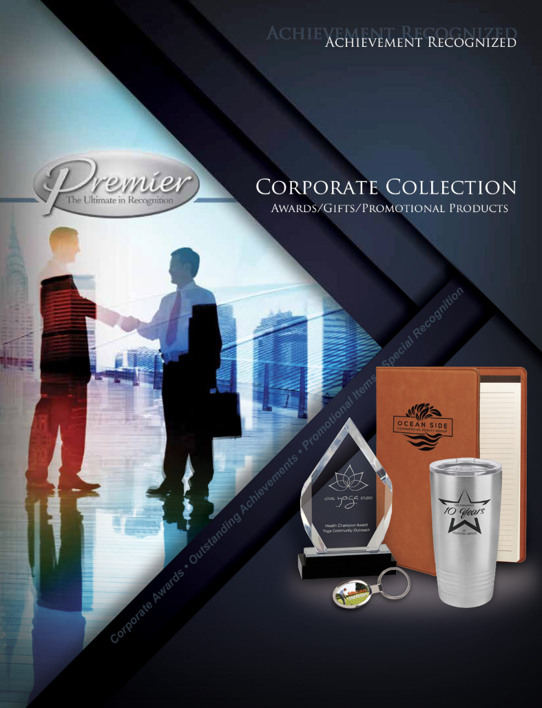 CLICK TO BROWSE OUR PREMIER CORPORATE AWARDS SELECTION