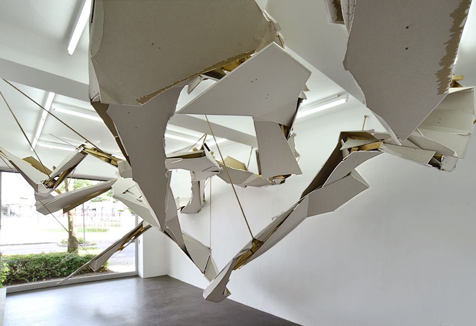 © Evangelos Papadopoulos, Kunstverein Projektraum Bahnhof25