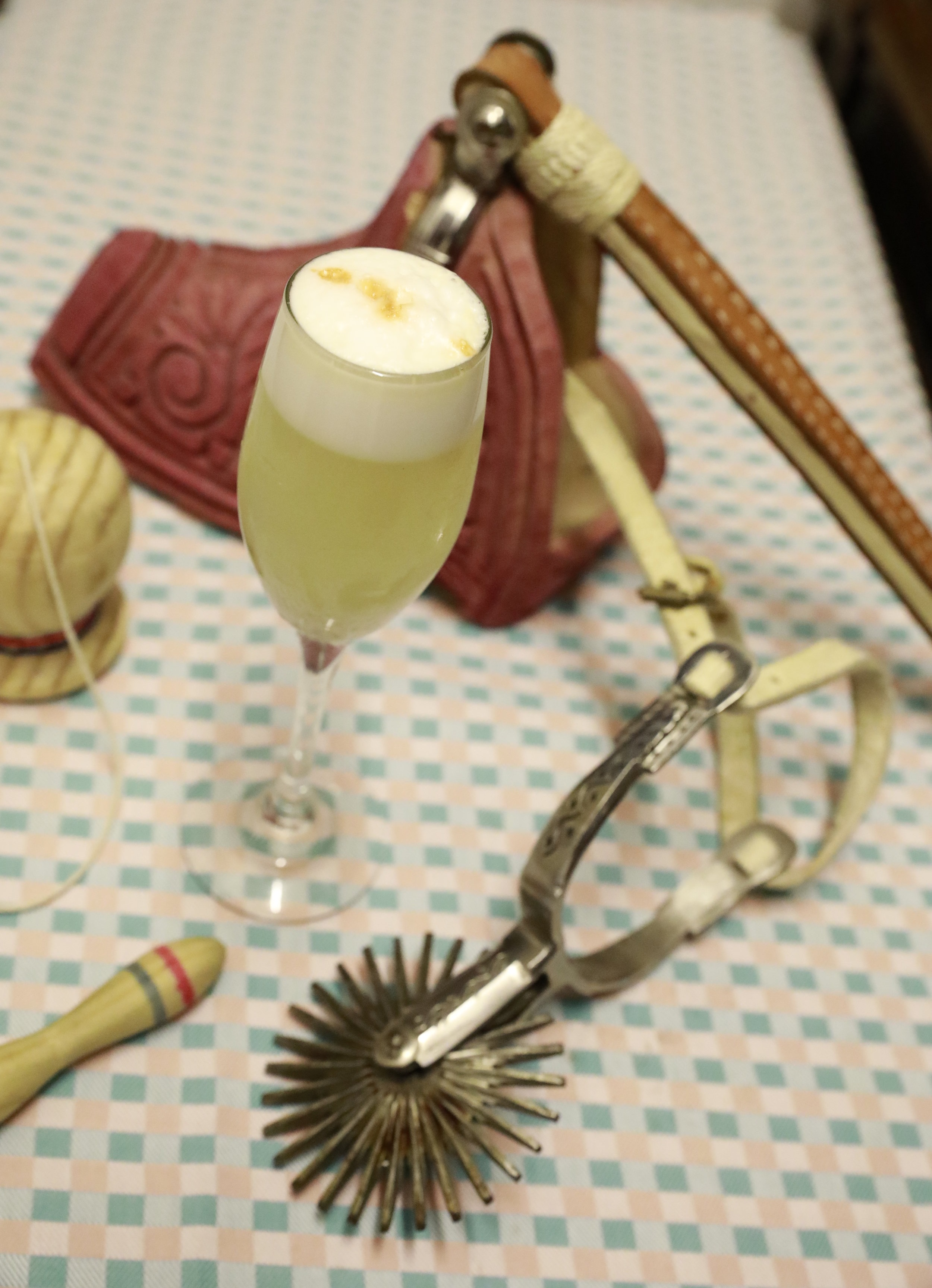 "Chilean specialty ""Pisco Sour"""