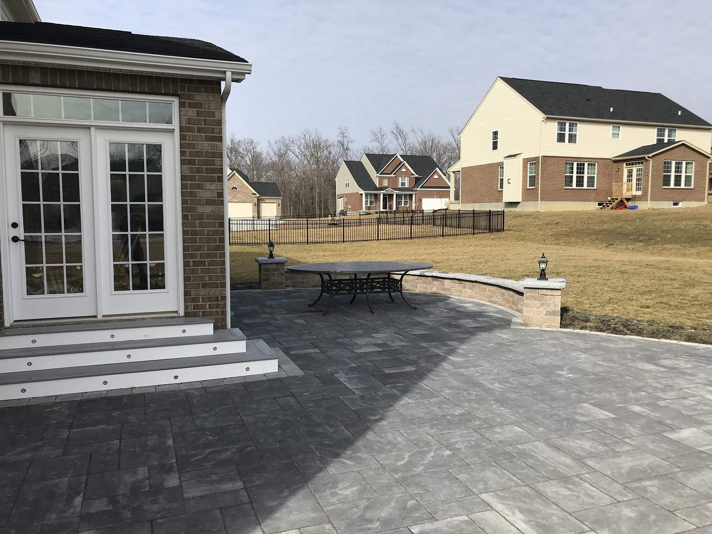 West Chester, Ohio outdoor lighting design and installation