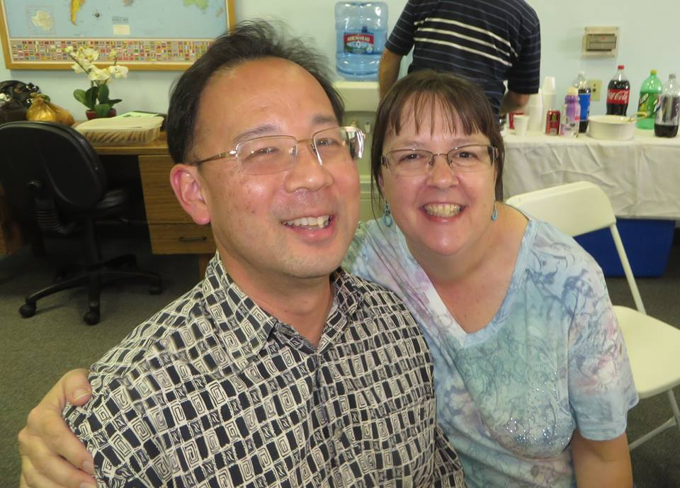 Curtis Yamasaki - and his wife Catherine have loved and served Hope Chapel for many years and continue to pour into this community.
