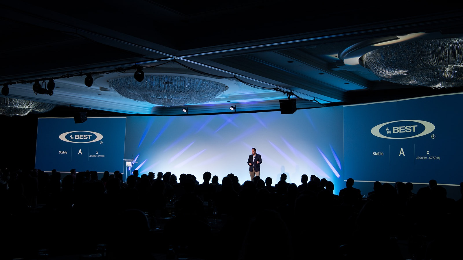 Ross Buchmueller, President and CEO at the 2019 PURE Leadership Forum.
