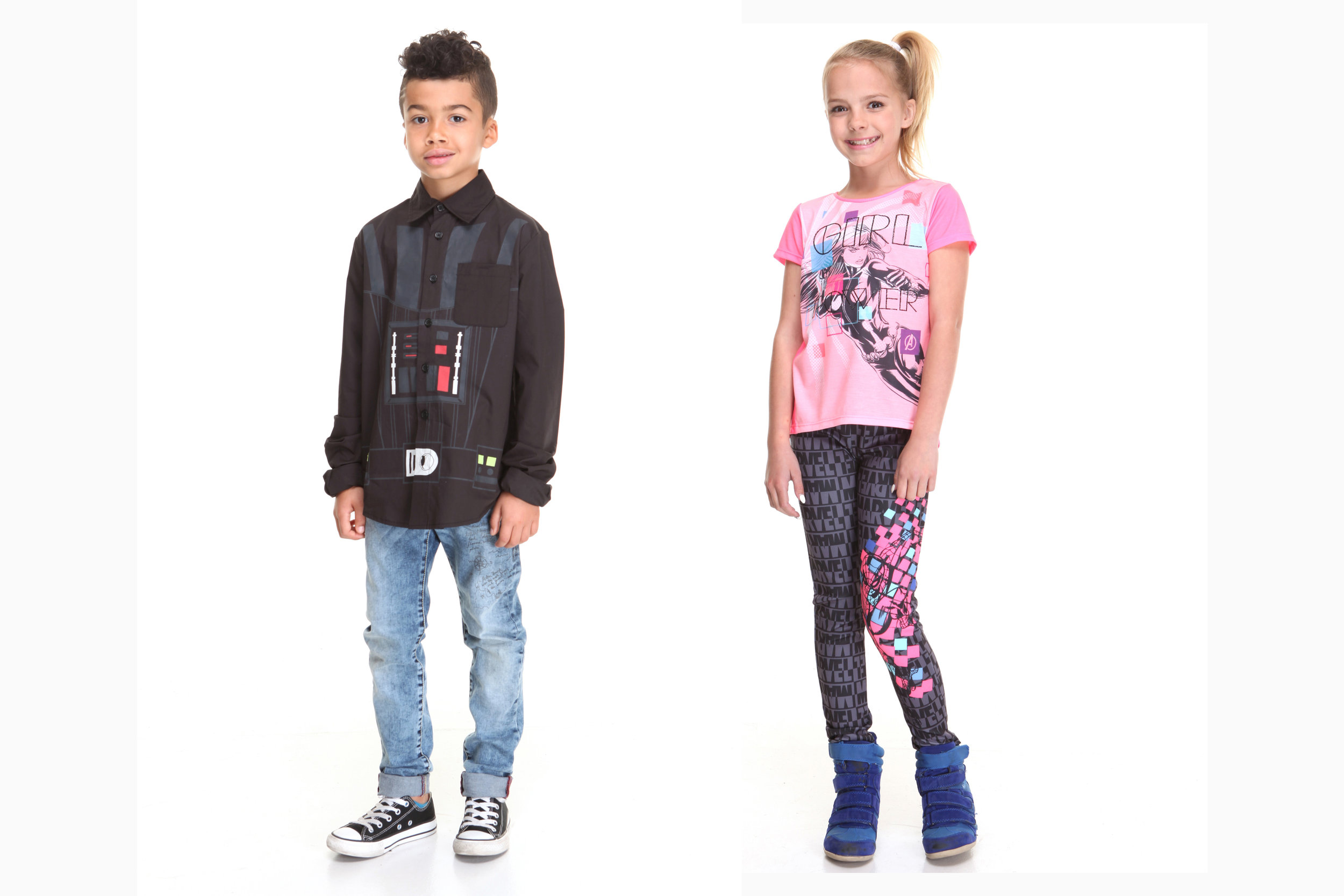 GIRLS & BOYS - Full Range of Girls & Boys apparel, from infant to teens.