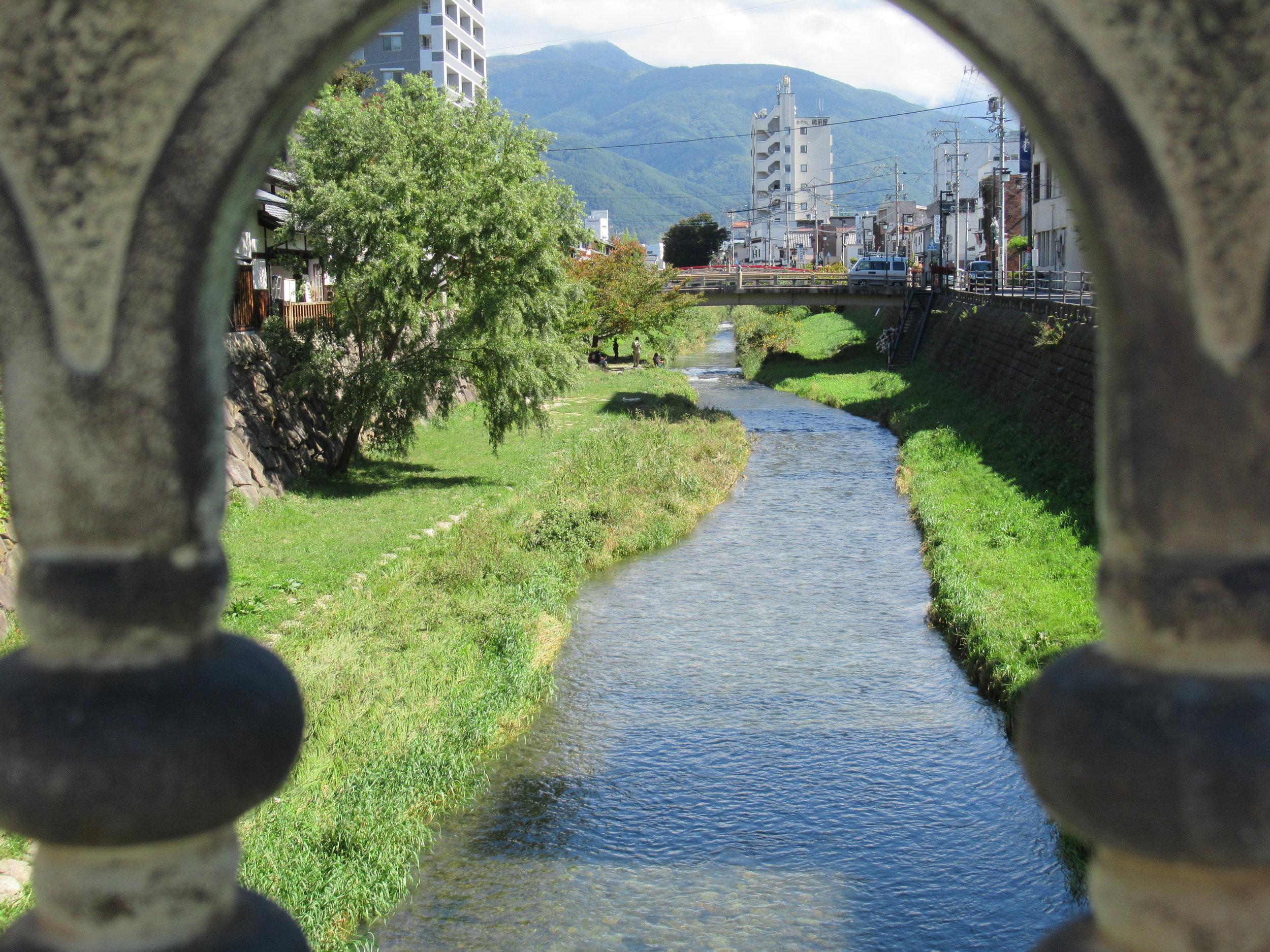 Ian - Matsumoto town.jpg
