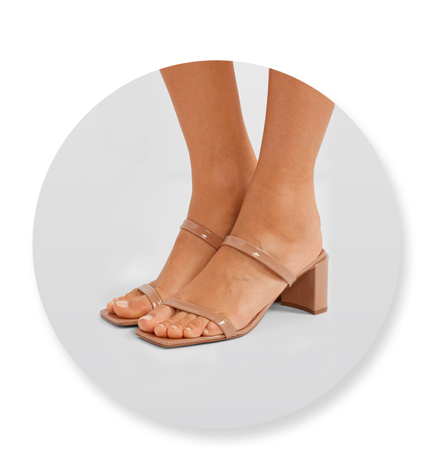 BY FAR - Tanya Sandal