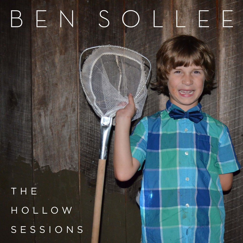 Ben Sollee - The Hollow Session Limited-Edition Vinyl Record