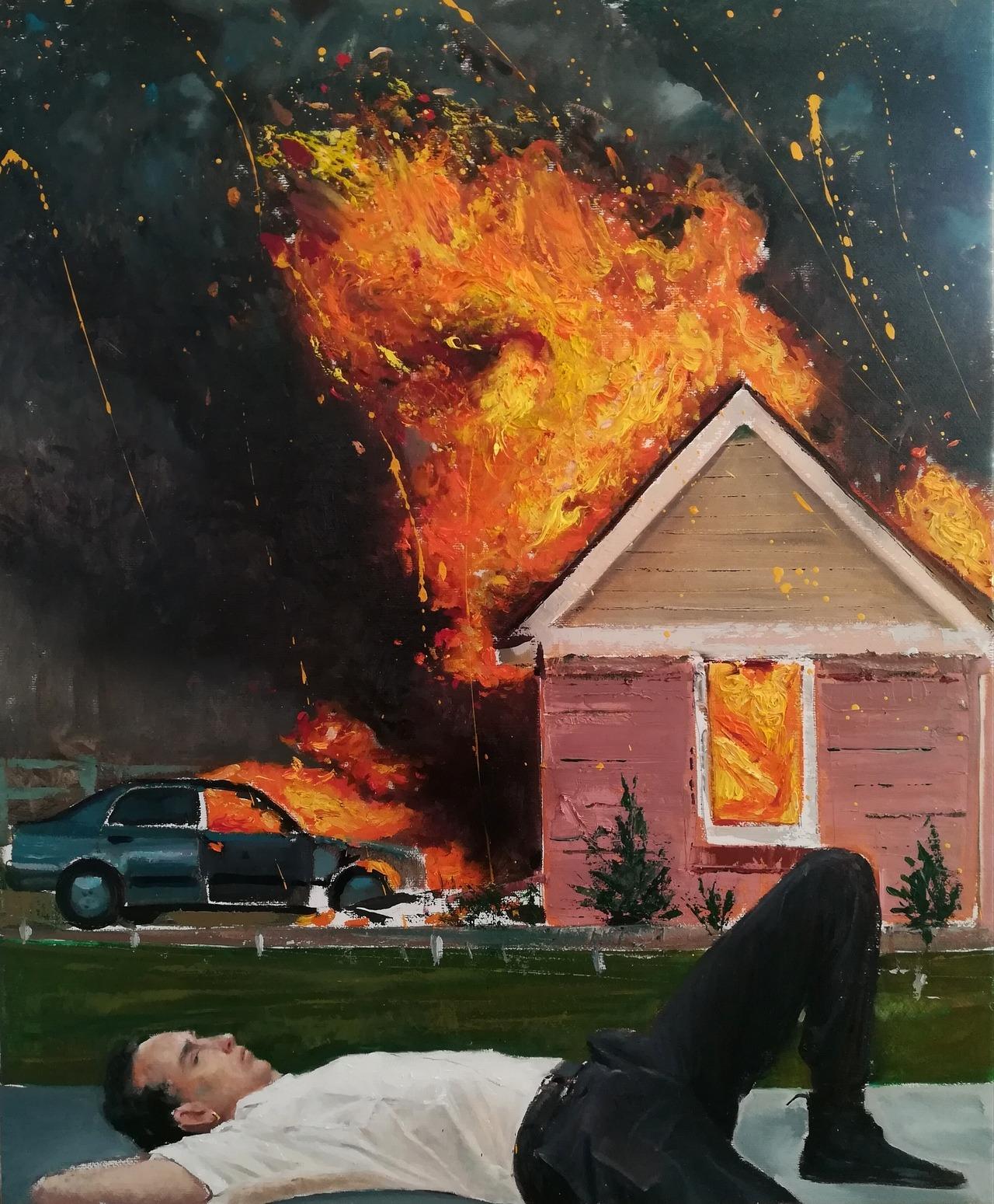 ''The fire in me II''