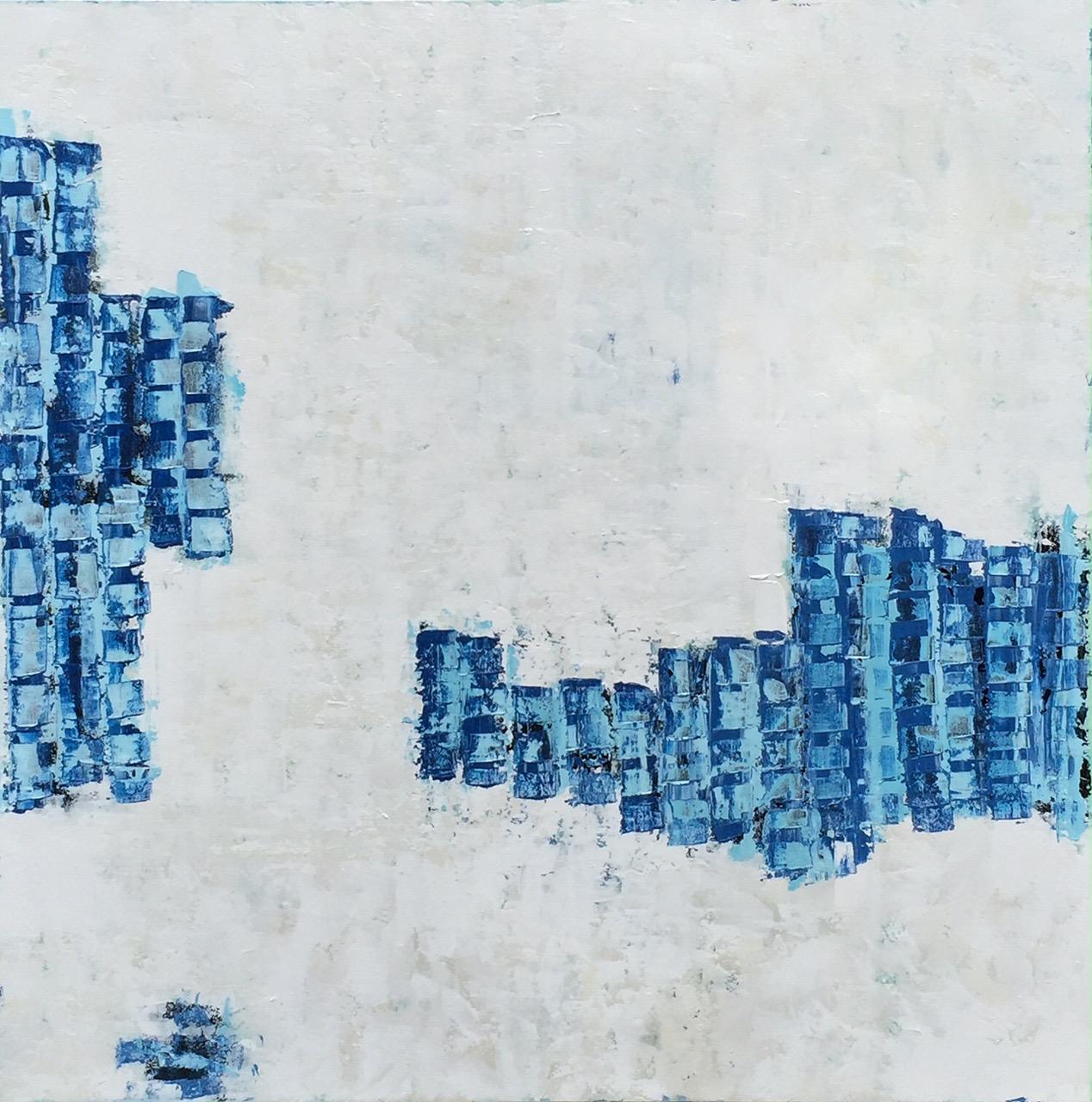City in the Sky  48x48