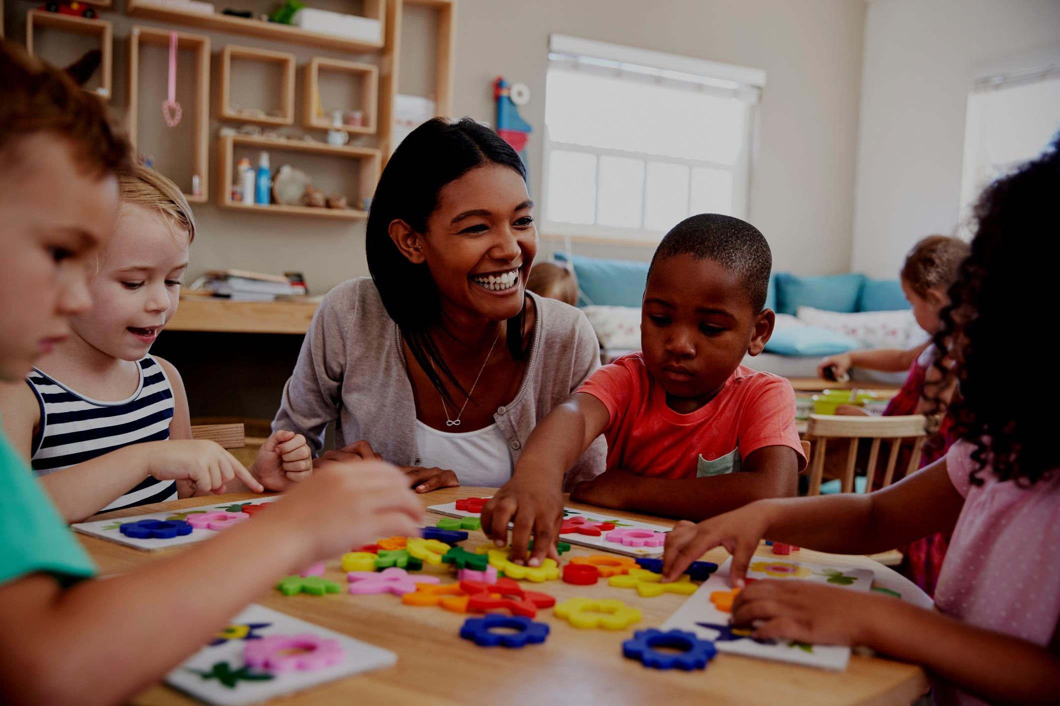 Your children deserve the best care & education -