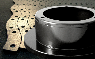 APS brake discs are state-of-the-art CNC machined from a one-piece forging.
