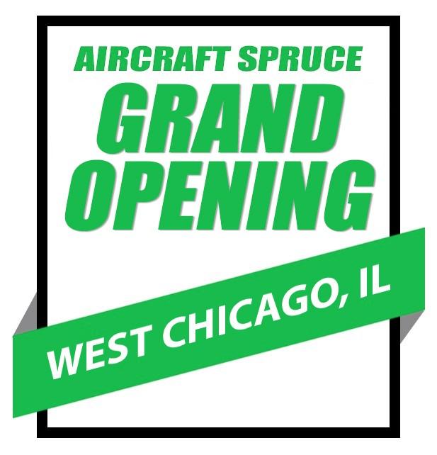 September 2019 - September 7, 2019Aircraft Spruce Midwest Super Sale