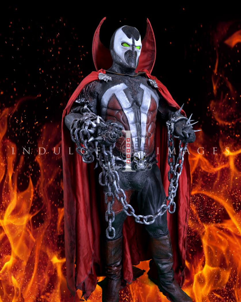 Cosplay-convention-photo-booth-Spawn