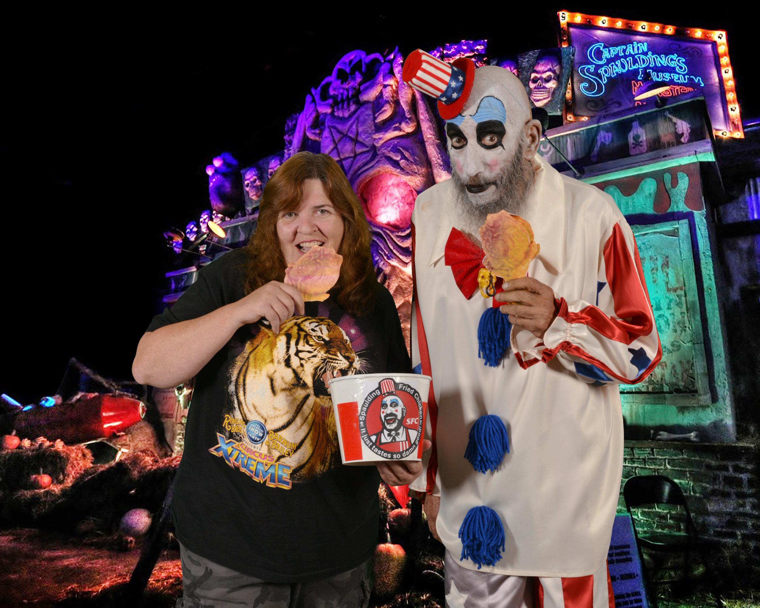 Celebrity-photo-ops-evil-clown