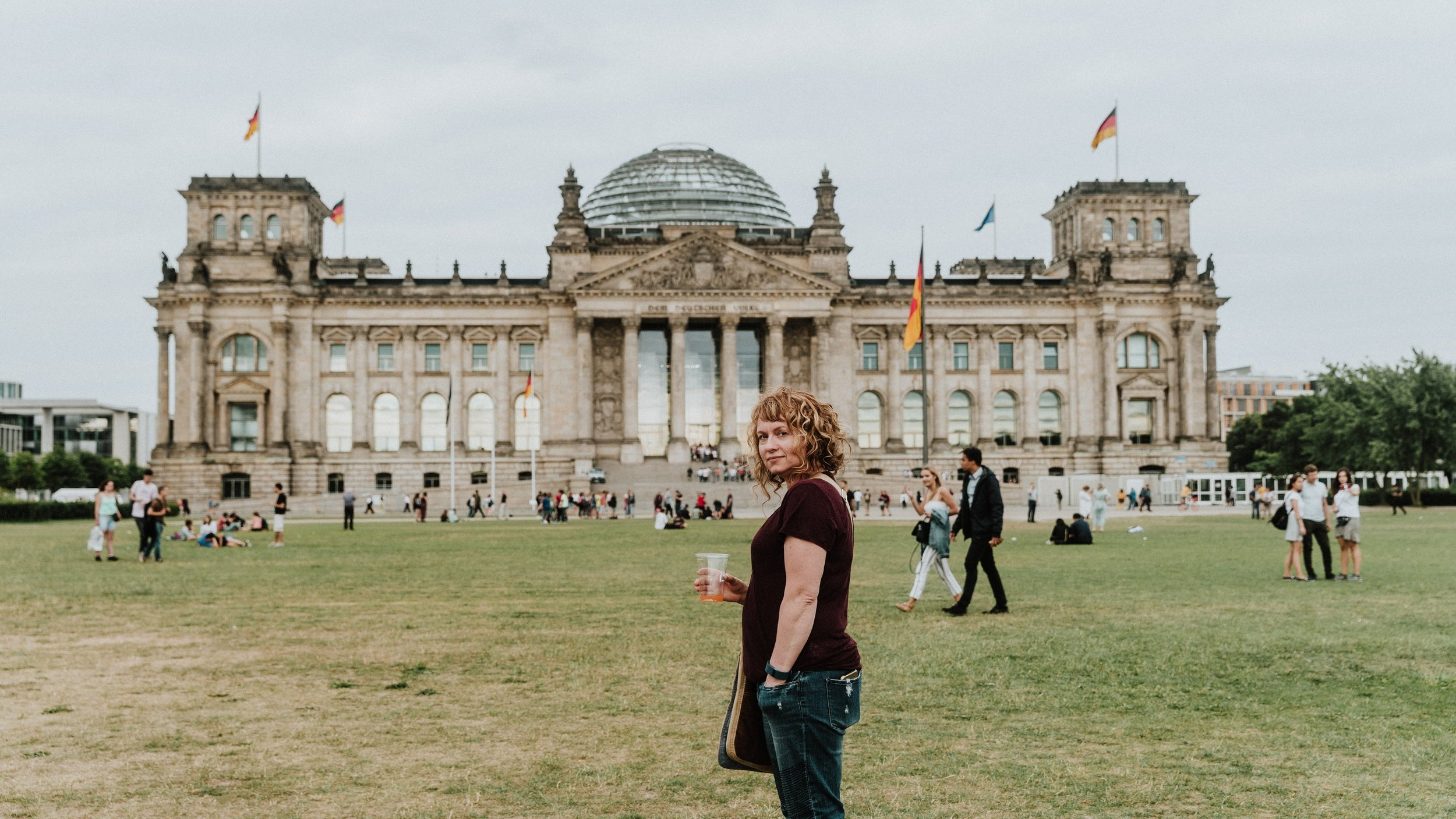 Tonya Cornett, Berlin, Germany