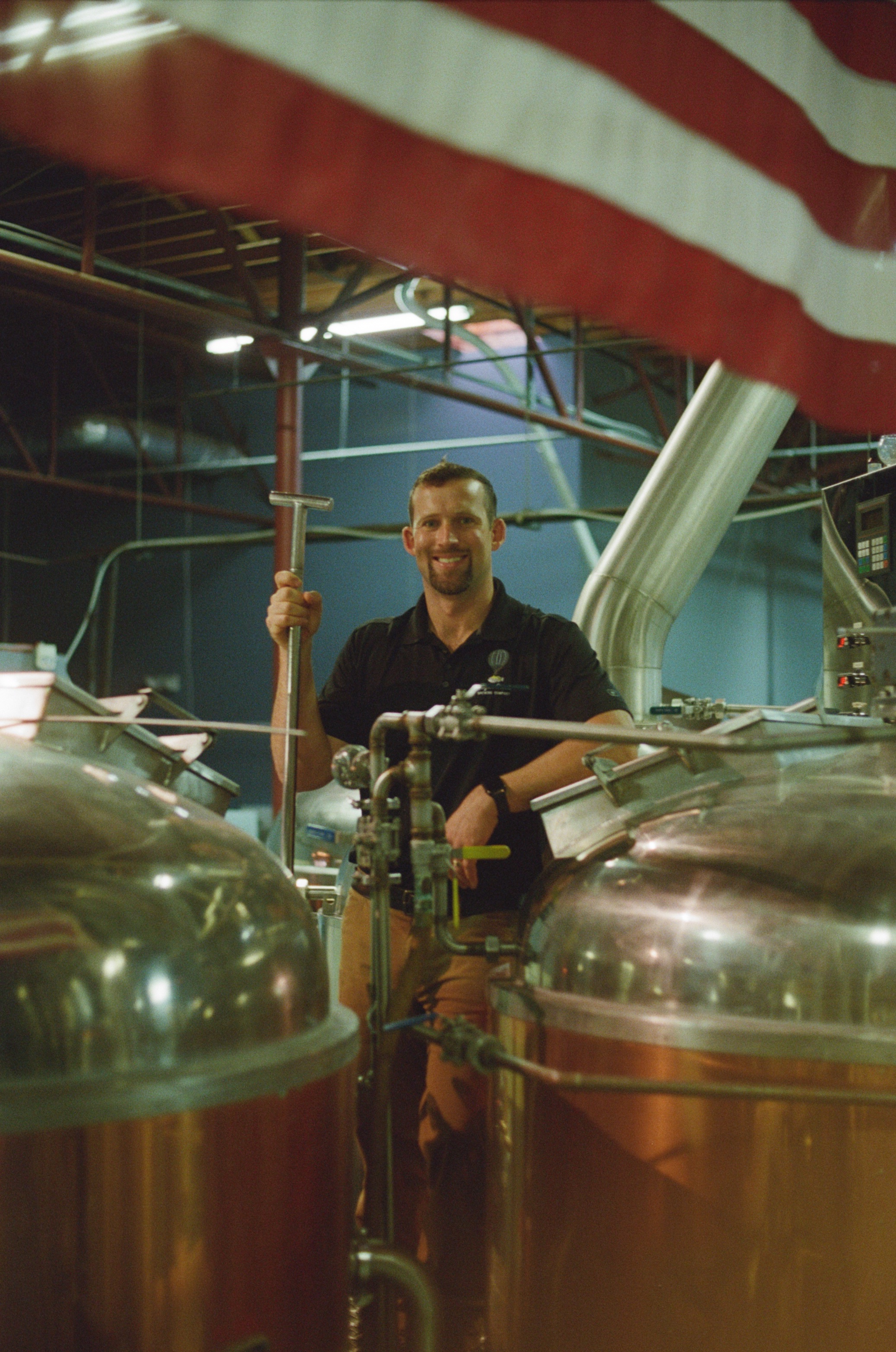 Mastering Belgian-style beers in North Carolina, Sugar Creek Brewing Co.'s Joe Vogelbacher