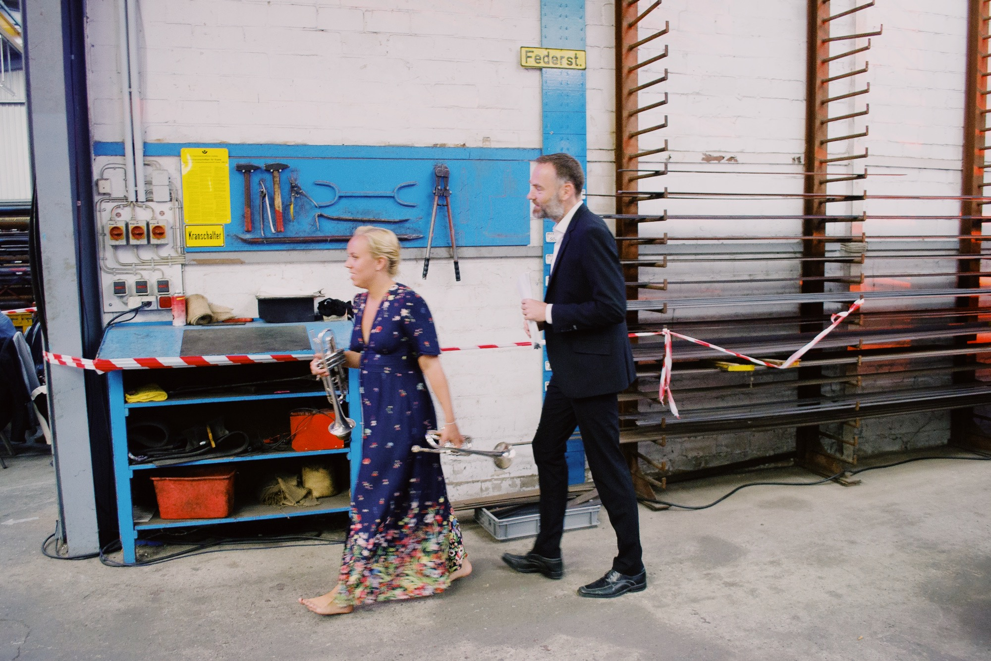 Tine Thing Helseth und Gunnar Flagstad