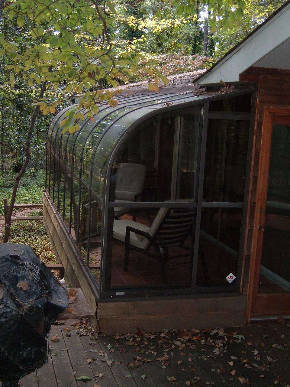 Greenhouse Before