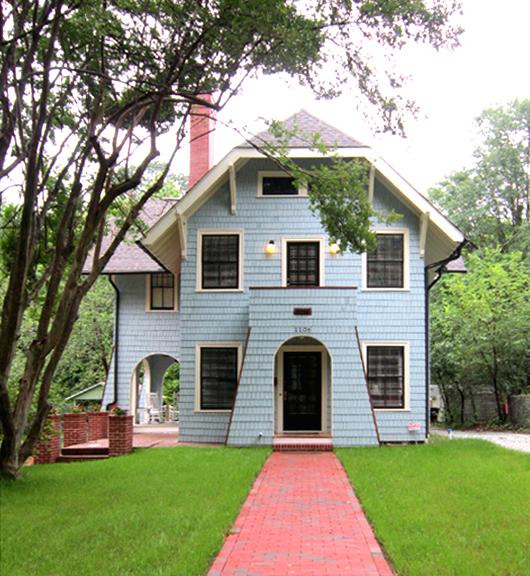historic preservation -