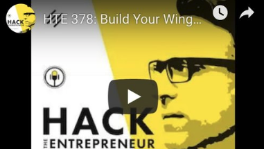 Interview on Hack the Entrepreneur