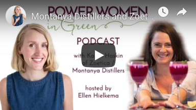 Power Women in Green Podcast Interview