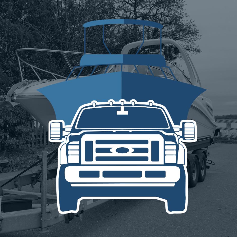 Page Boat Hauling   Logo | Brand Development