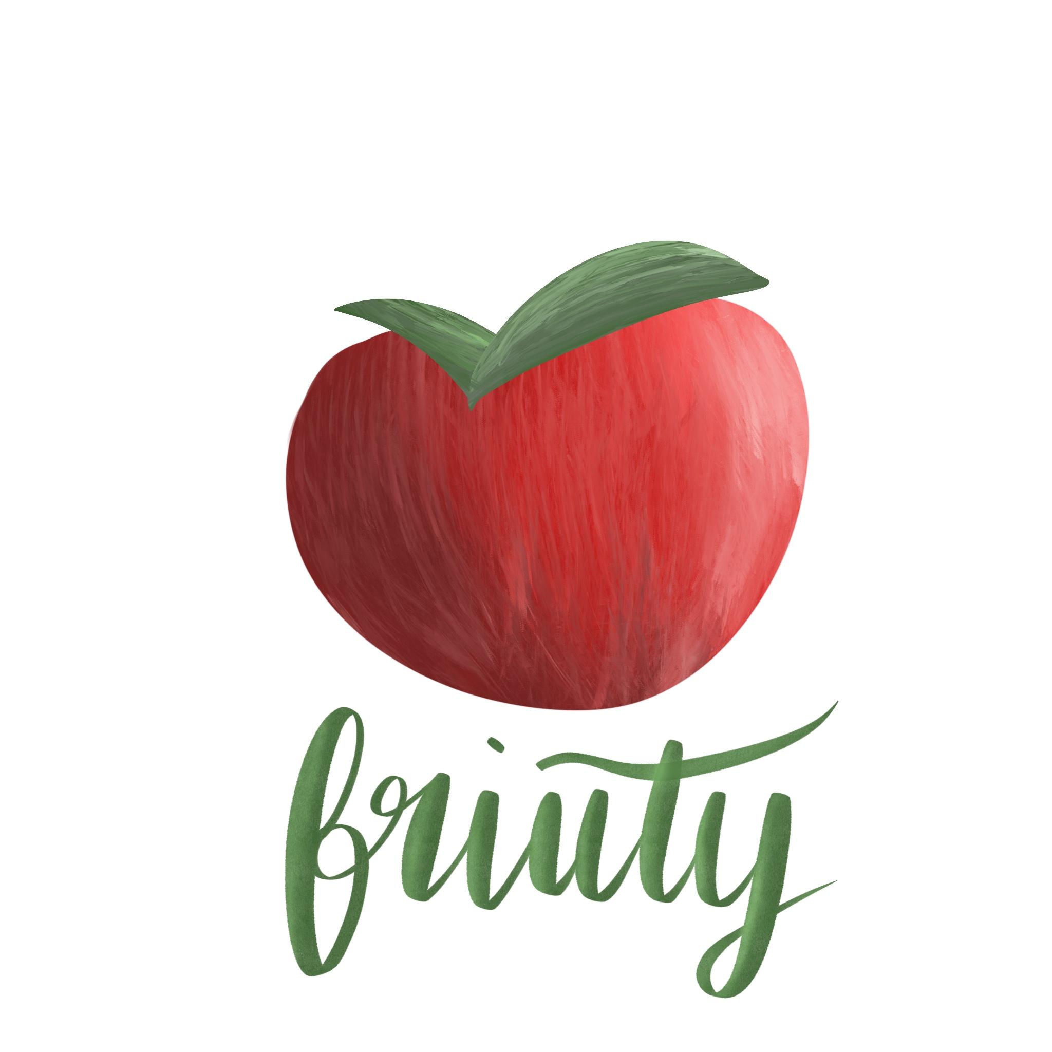 «Fruity» 😎 Hahah.