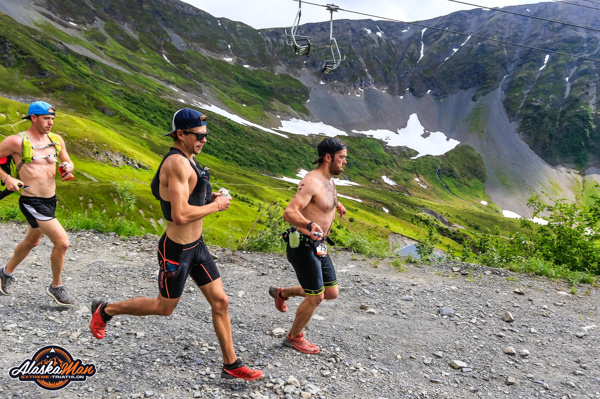 run 27.5-MILES - 44-KILOMETERS