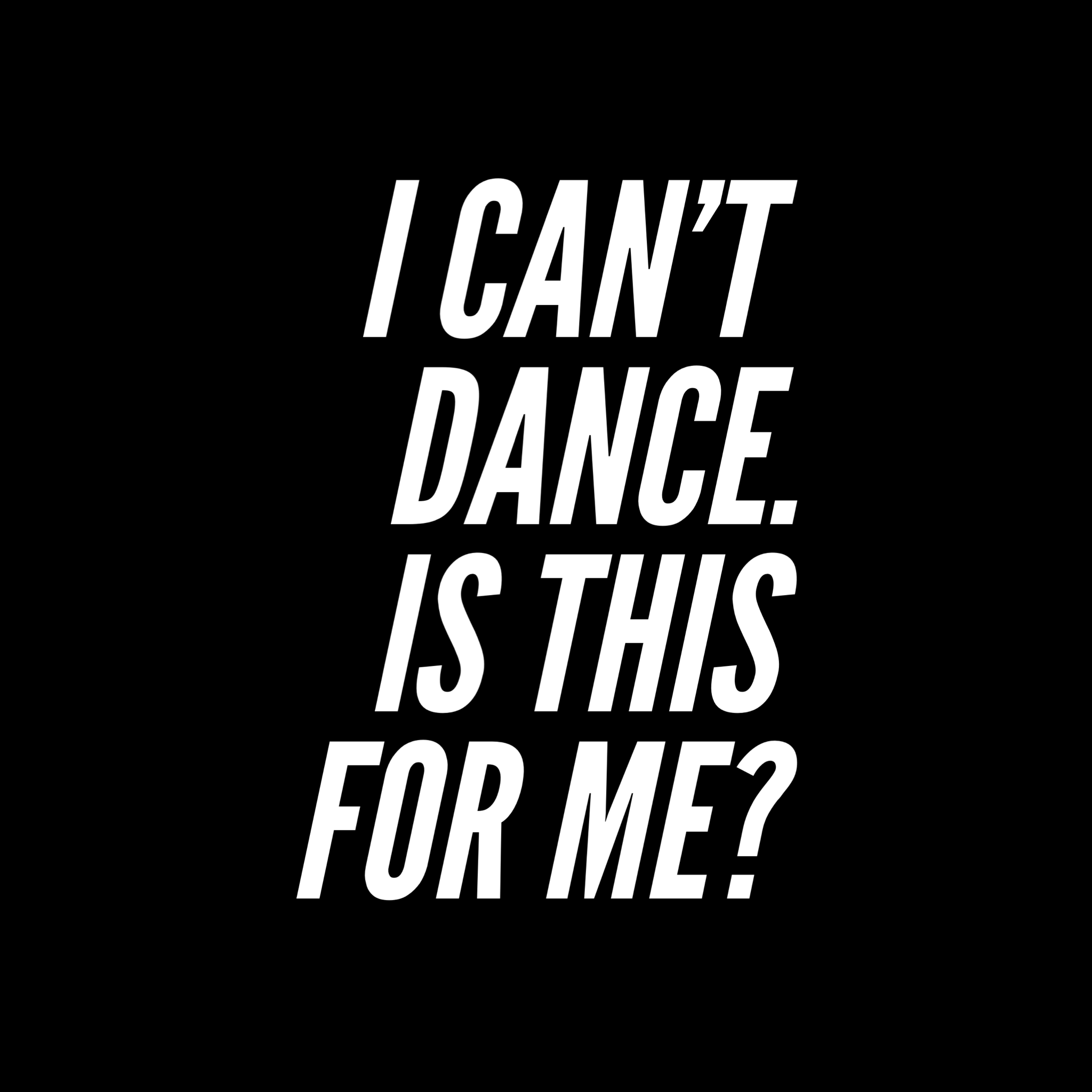 Oh, but you CAN. Everyone can dance and DMT has an unusual ability to help you discover how seriously bad ass of a dancer you actually are. DMT very quickly helps people enter their own flow state and not just enter it, but regularly enter it and ever more deeply. If you don't know what to do or how to move, no worries, I'll teach you a technique that is simple and effective to get you out of your head trip and into your movement flow. Move fast or slow, the pace is totally up to you. And for some extra comfort, no photos or videos are EVER taken at a DMT and we all agree not to watch each other or engage with each other.