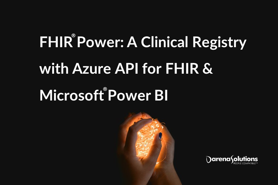 HL7® and FHIR® are registered trademarks of Health Level Seven International.