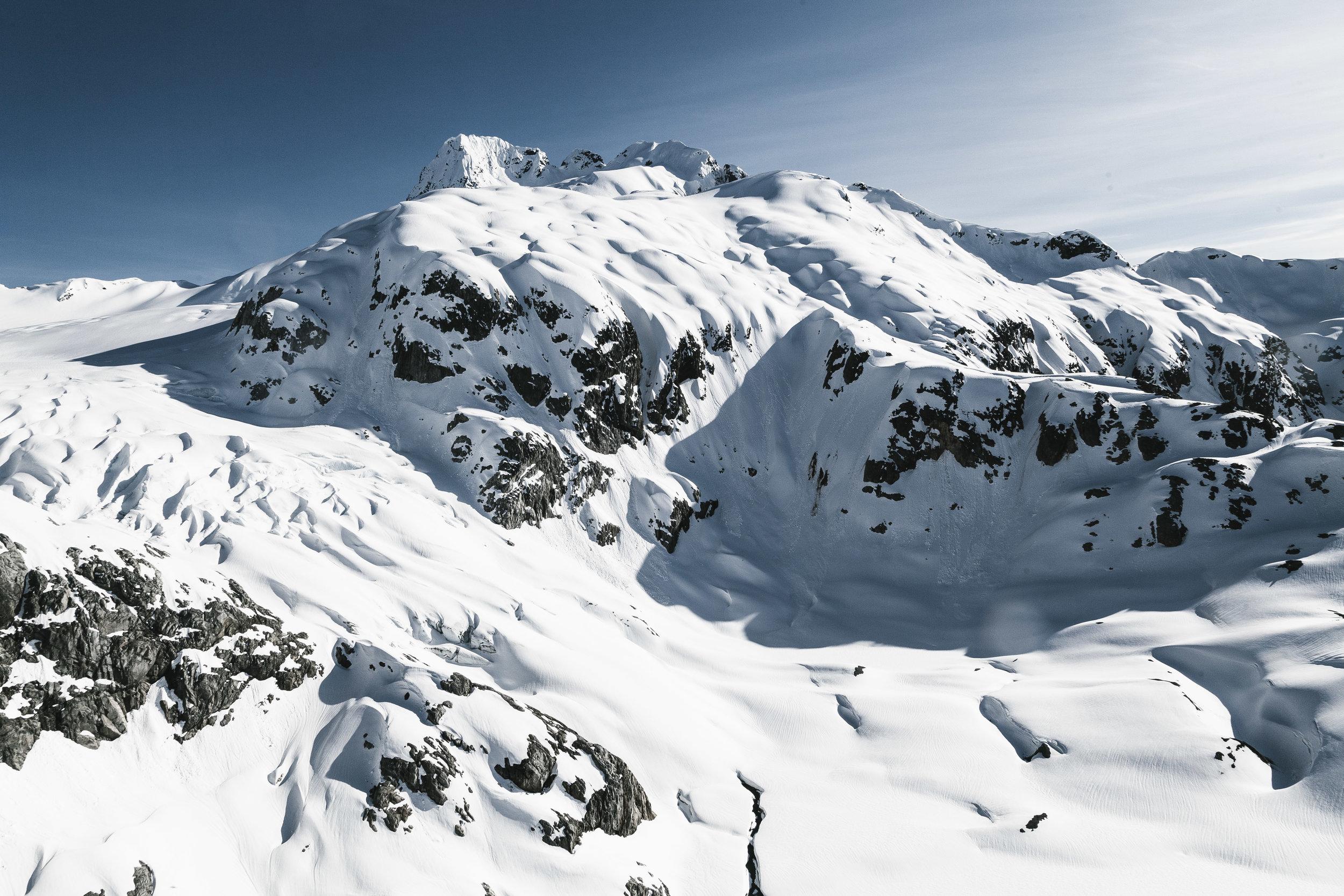 Winter in Golden - British Columbia