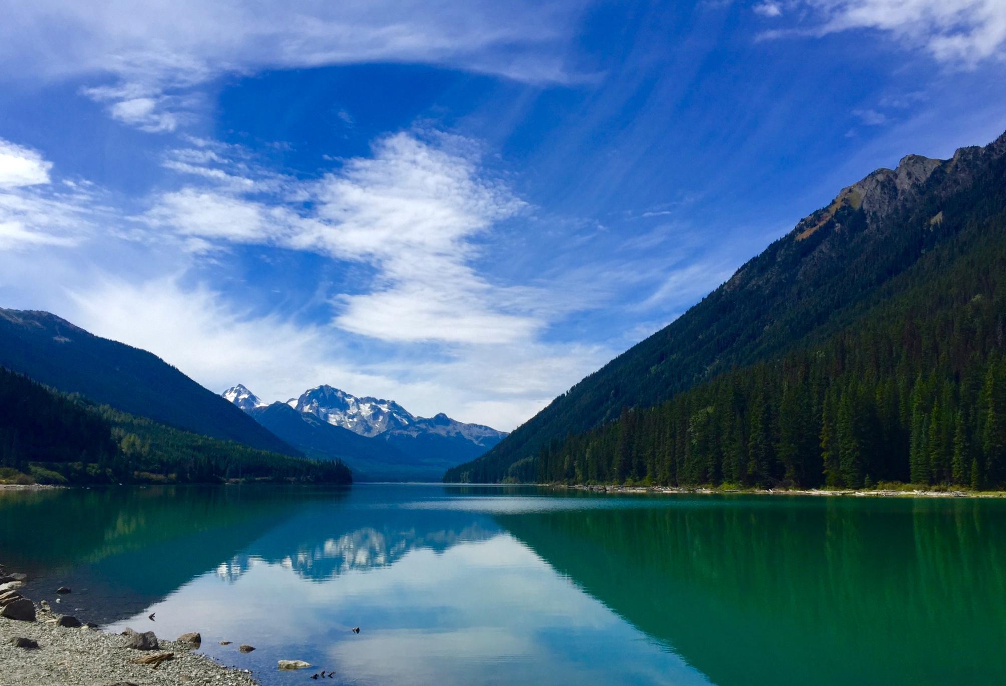 Summer In Golden - British Columbia