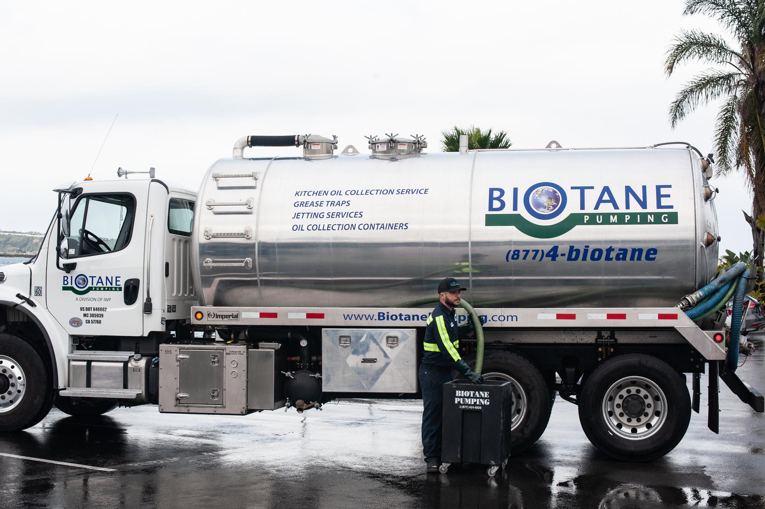 Las Vegas Biotane Pumping