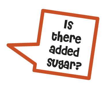 Is there added sugar?