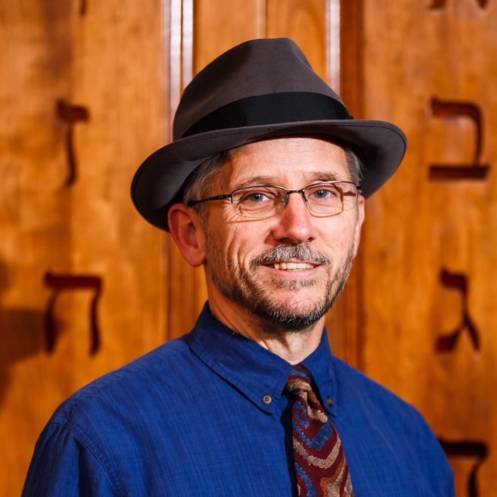 Elder + Director of Liturgy - David Cook