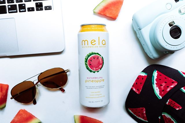 Don't forget your essentials! #melawatermelon