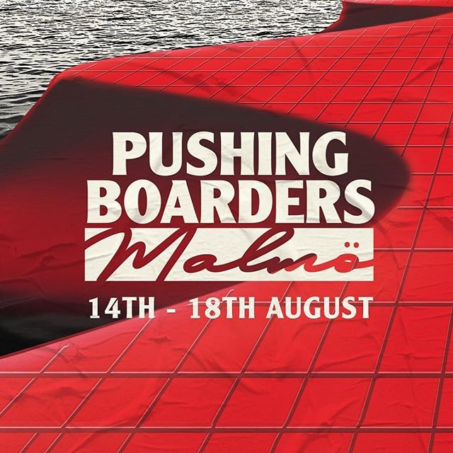 ‪So much to learn @pushingboarders next week — watch last year's talks at the link in our bio and see what's up this year at www.pushingboarders.com. Looking forward to sharing a bit about what we're doing in the Spaces Workshop, meeting new friends and, of course, skating. #pushingboarders‬malmo #skateablecities #daytonohio #hypeddayton