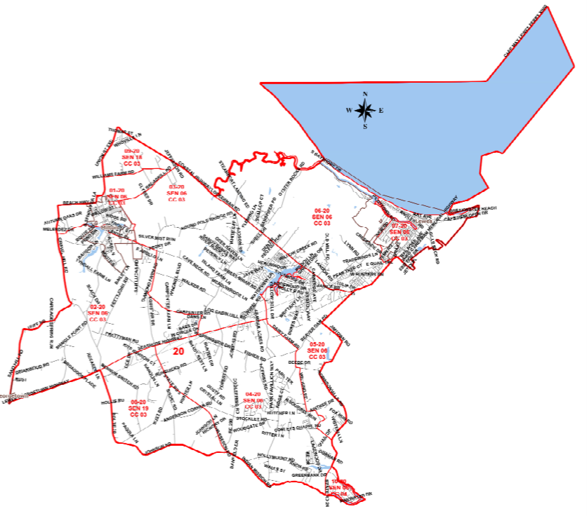 Representative District 20 - includes part or all of Lewes, Milton, & HarbesonChairperson: Kerry ThalheimContact info:kerrythalheim@aol.com302 858-1004
