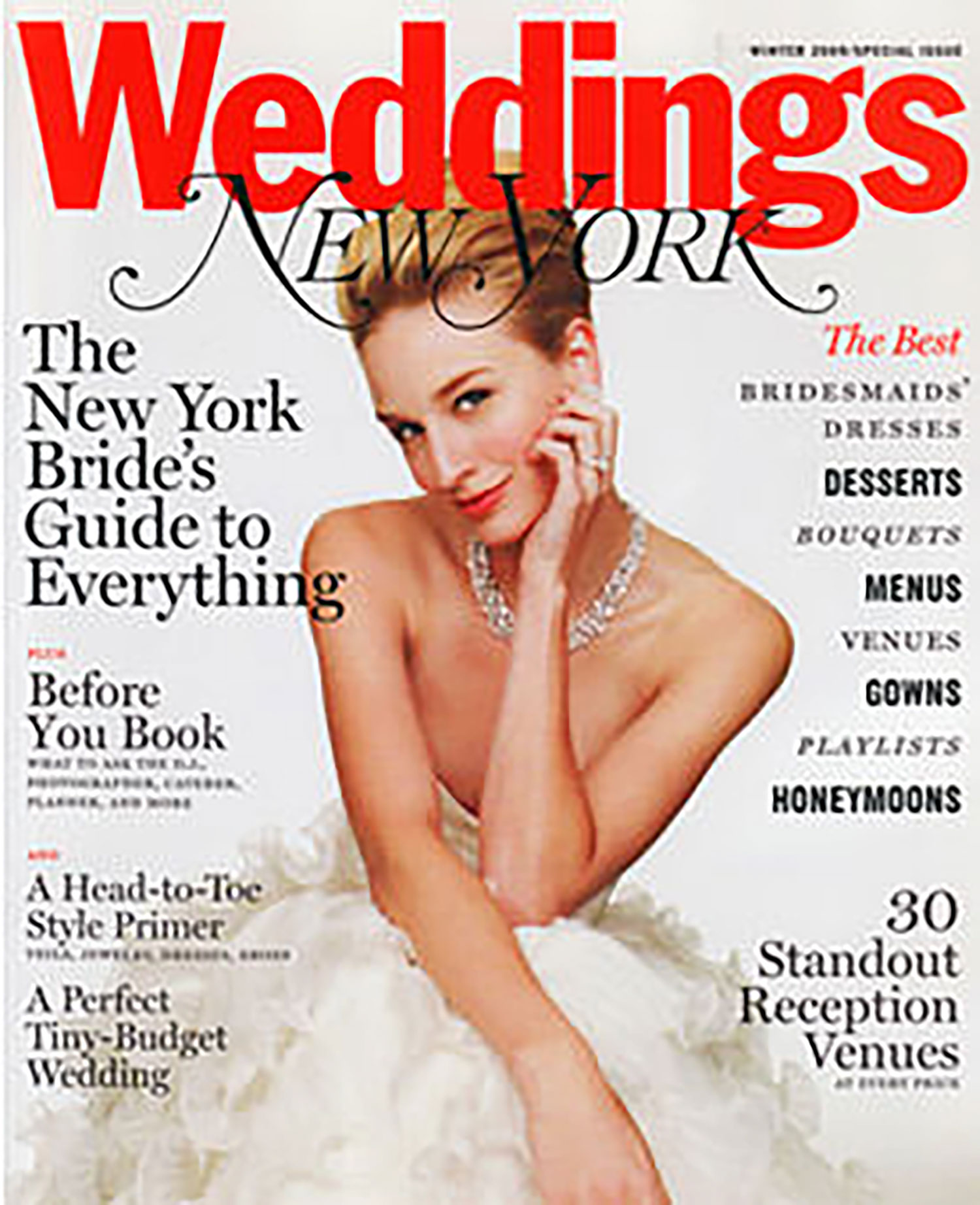 New York Magazine: The Top Ten Reasons to Get Married in New York. -