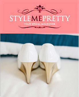 The Dexter Lake Club Band featured on Style Me Pretty -