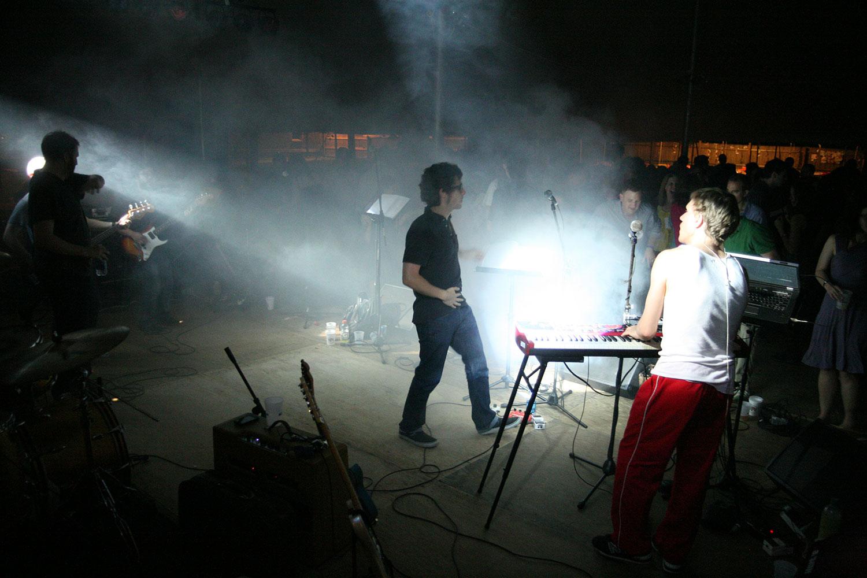 Princeton Reunion Dexter Lake Club Band Singer