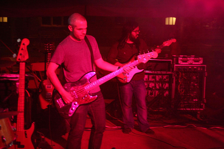 Princeton Reunion Dexter Lake Club Band Bass Player