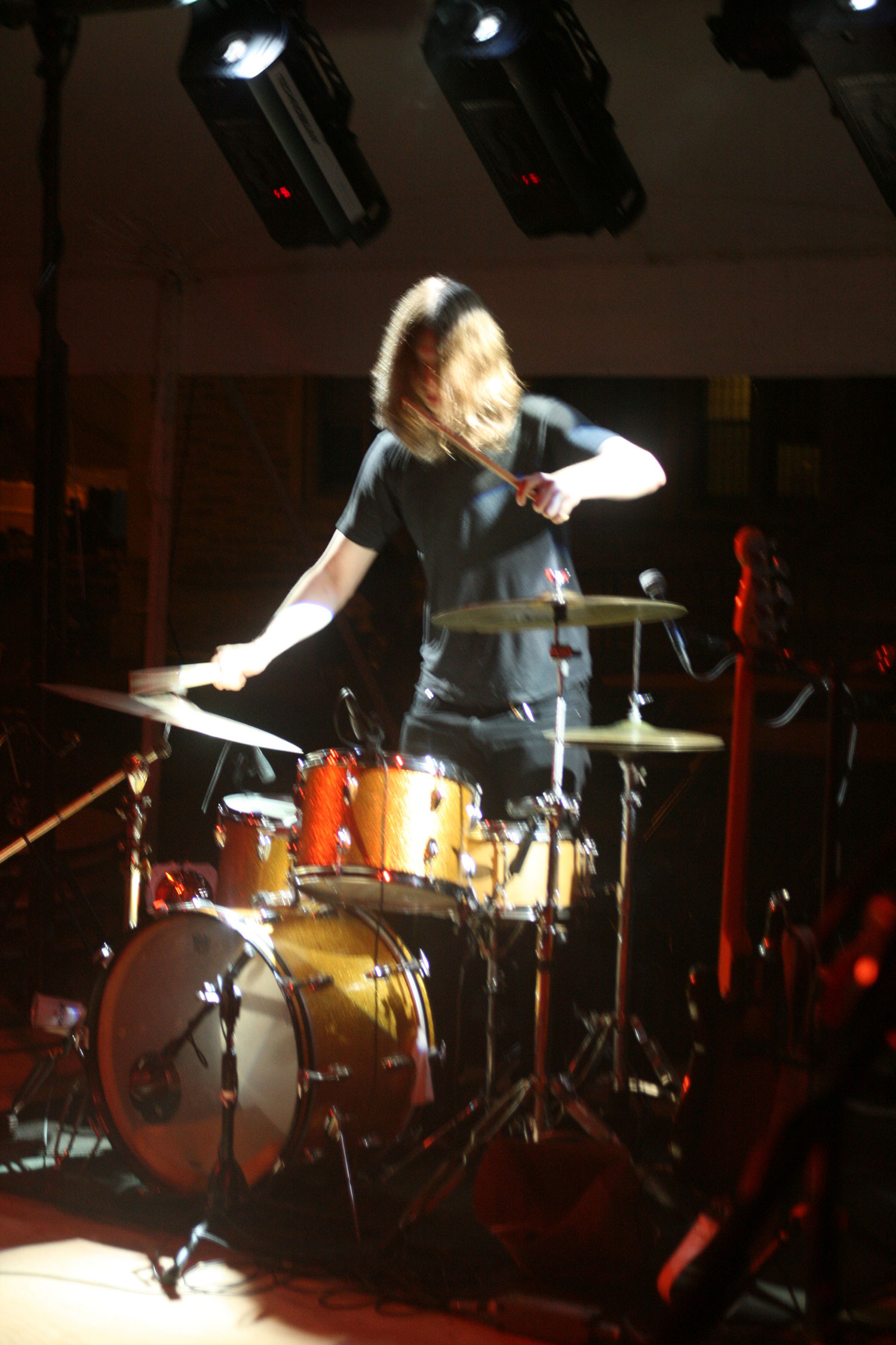 Princeton Reunion Dexter Lake Club Band Standing Drummer Do Not Try This At Home