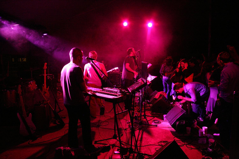 Princeton Reunion Dexter Lake Club Band Full Band