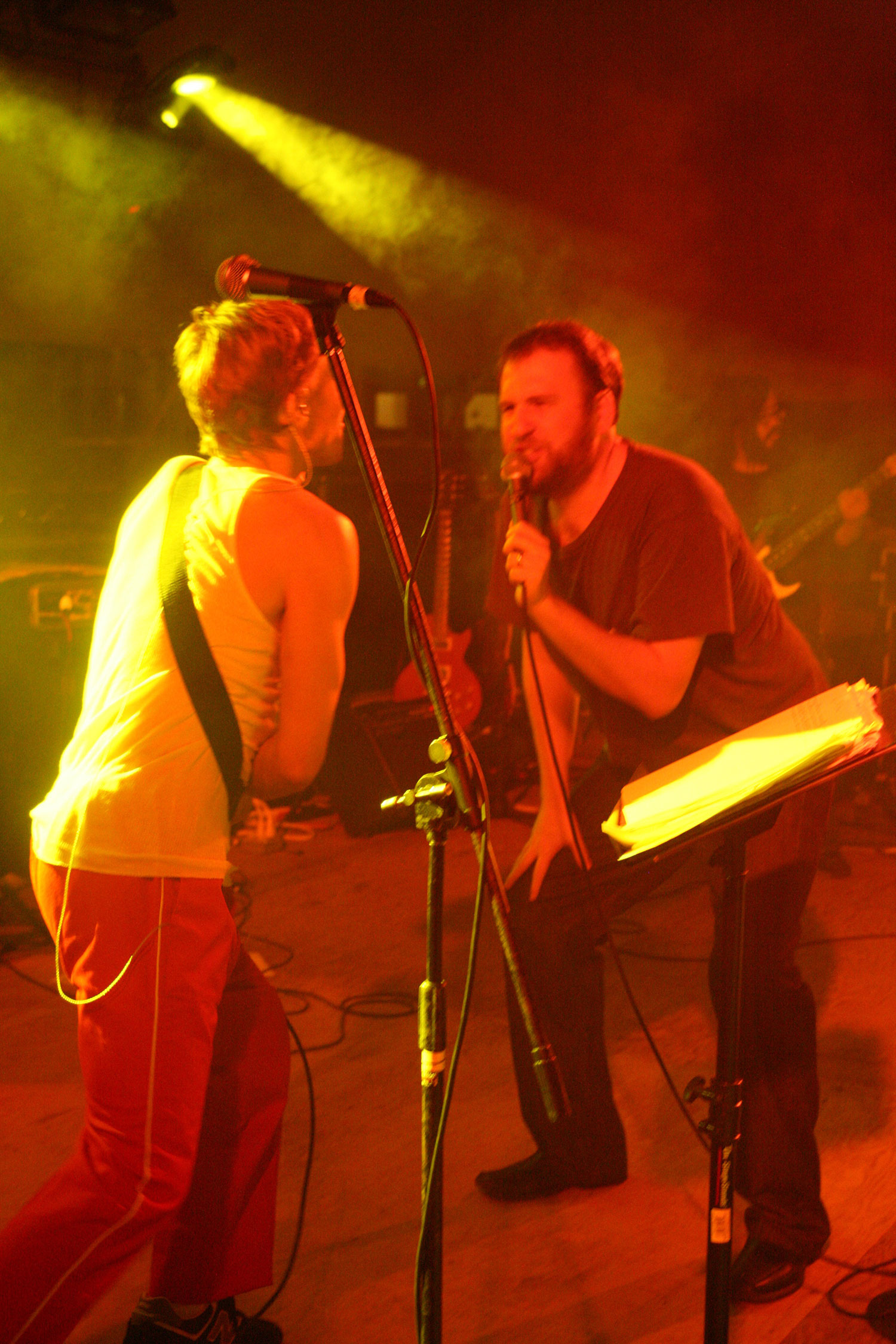Princeton Reunion Dexter Lake Club Singer and bass player